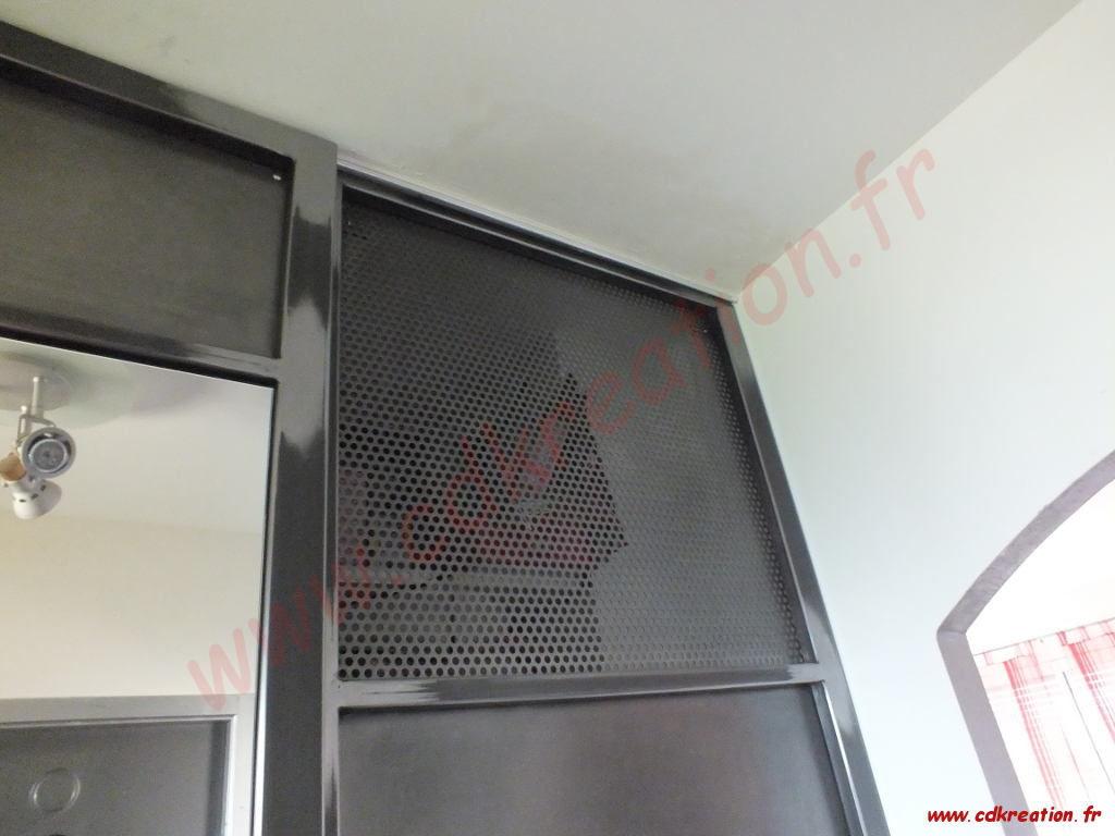 cdrikdesign kreation meubles style industriel en acier et beton bfup ou beton cir. Black Bedroom Furniture Sets. Home Design Ideas